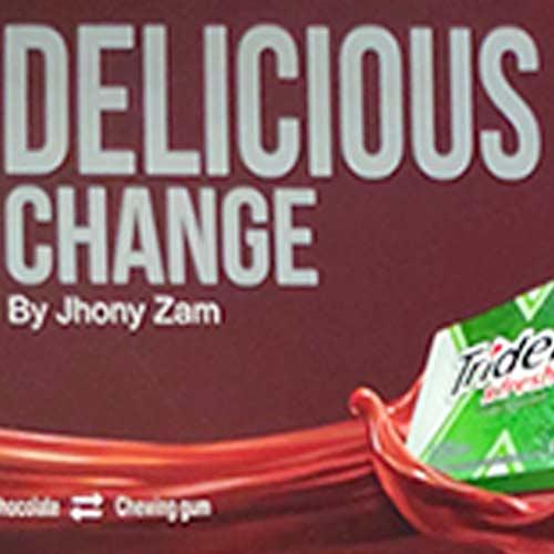 Delicious Change by Jhony Zam