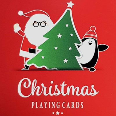 Christmas Deck - Penguin Magic