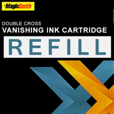 Vanishing Ink Cartridge for Double Cross (Refill) - Magic Smith