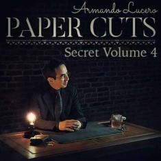 Paper Cuts Volume 4 (Secret Version) by Armando Lucero and Sans Minds