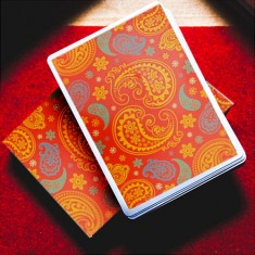 The Dapper Deck - Orange
