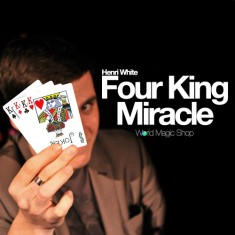 Four King Miracle by Henri White