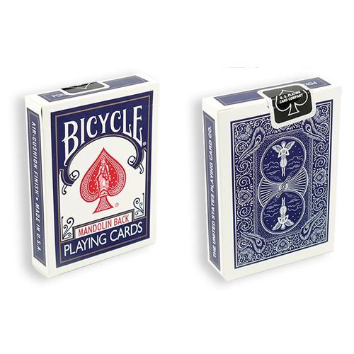 Mandolin Cards - Blue Back