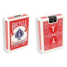 Mandolin Cards - Red Back