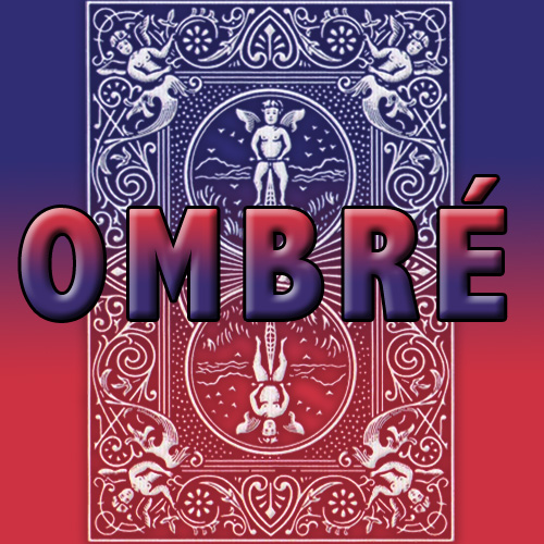 Bicycle Ombre - Limited Edition Playing Cards