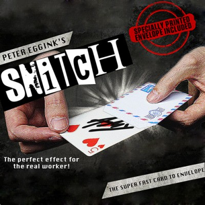 Snitch - Peter Eggink
