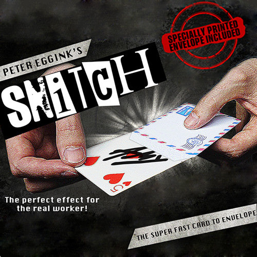 Snitch by Peter Eggink
