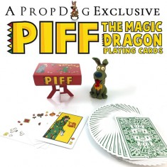 The Piff Deck - Piff The Magic Dragon