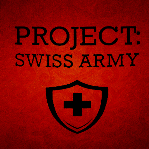 Project: Swiss Army by Chris Turchi & Brandon David
