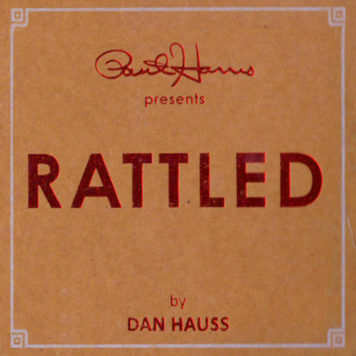 Rattled by Dan Hauss presented by Paul Harris