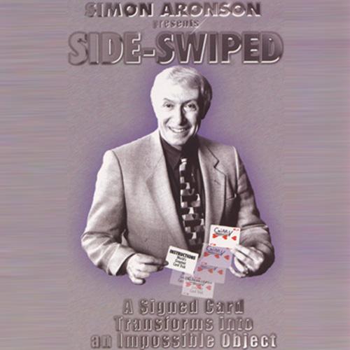 Side-Swiped - Simon Aronson