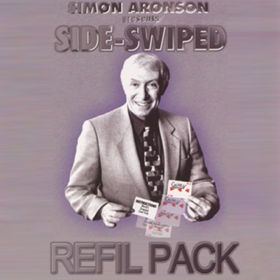 Side-Swiped *Refil Pack* - Simon Aronson
