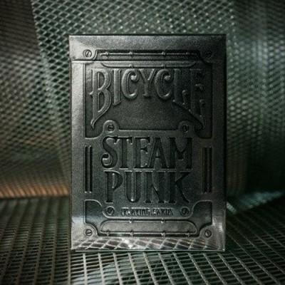 Silver Steampunk Deck