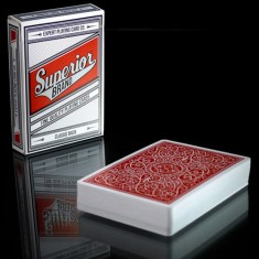 Superior Brand Cards - Red