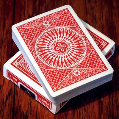 Tally Ho Circle Back - Red