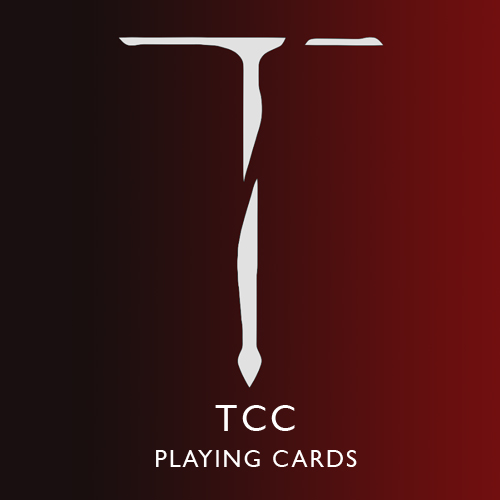 New T Playing Cards - TCC