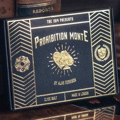 Prohibition Monte by Alan Rorrison and the 1914 ***Shipping Monday 17th***