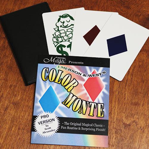 Colour Monte Pro by Scott Alexander