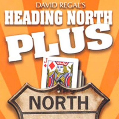 Heading North Plus by David Regal