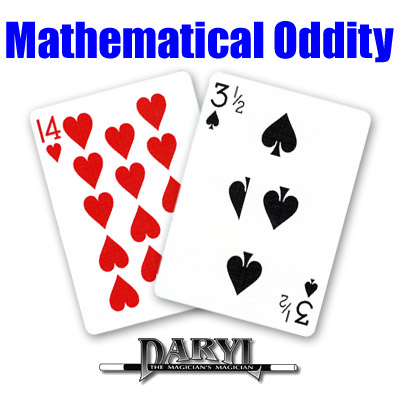Mathematical Oddity by Daryl