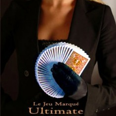 Ultimate Marked Deck - (Red) by Magic Dream
