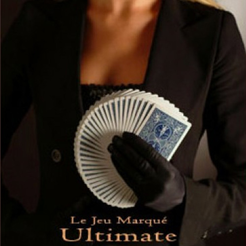 Ultimate Marked Deck - (Blue) by Magic Dream