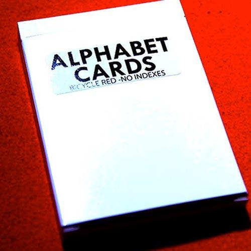 Alphabet Cards - Bicycle