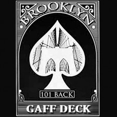 Brooklyn Gaff Playing Cards