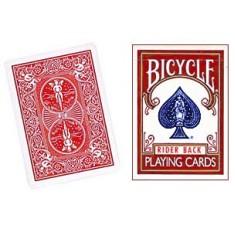 Cheek to Cheek Deck - Bicycle (Red)