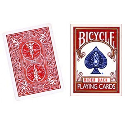 Cheek to Cheek Deck - Bicycle (Red)