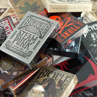 Collectable Decks