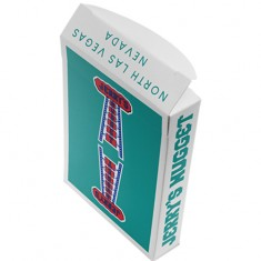 Modern Feel Jerry's Nuggets Playing Cards - Teal