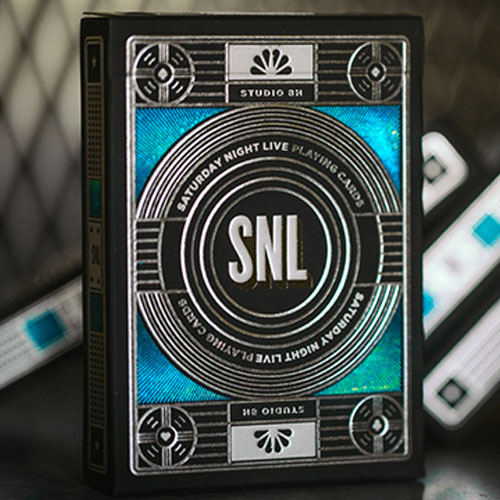 SNL Playing Cards- theory11