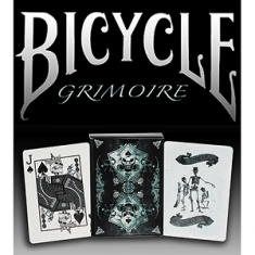 Grimoire Bicycle Deck by USPCC