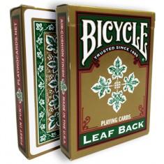 Bicycle Leaf Back (Green)