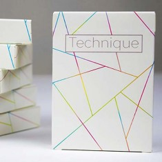 Technique Playing Cards by Chris Severson