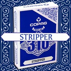Copag 310 Stripper Deck - Blue