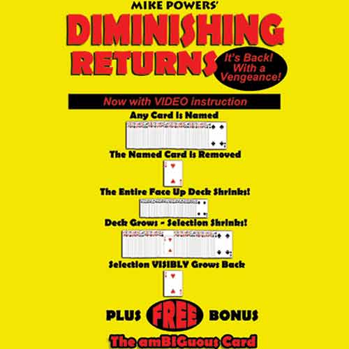 Diminishing Returns by Mike Powers
