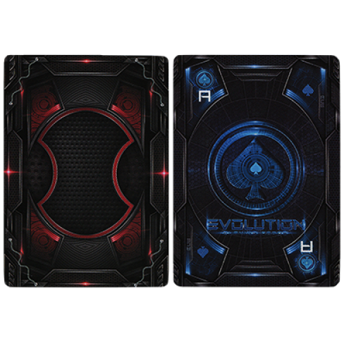Bicycle Evolution Deck (Blue)
