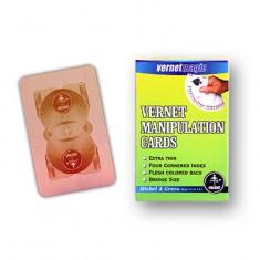 Manipulation Cards by Vernet - Bridge Size