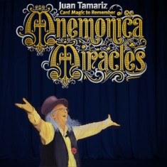Mnemonica Miracles - 5 DVD Box Set by Juan Tamariz