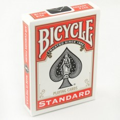 Bicycle Cards - Orange Back