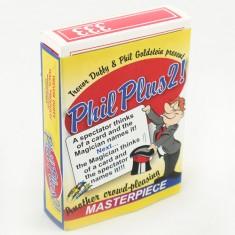 Phil Plus 2 - By Trevor Duffy
