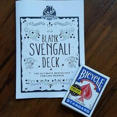 Blank Svengali Deck by Kaymar Magic