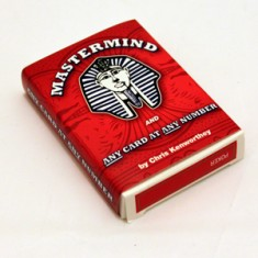 Mastermind by Christopher Kenworthey