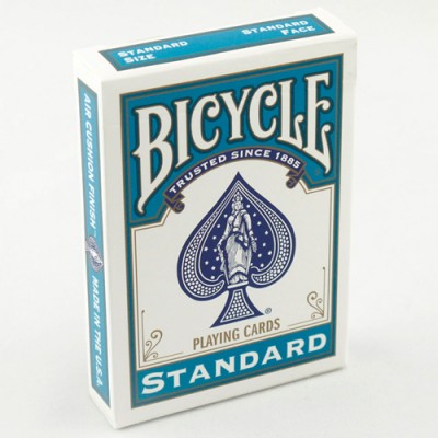Bicycle Cards - Turquoise Back