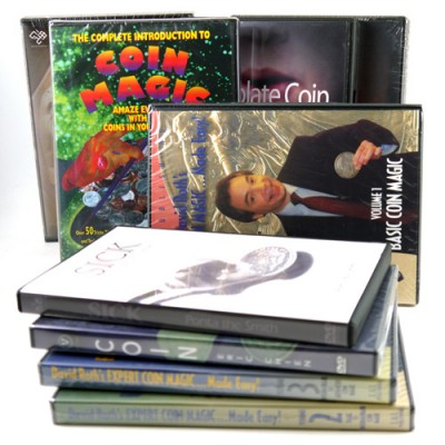 Coin Magic DVDs