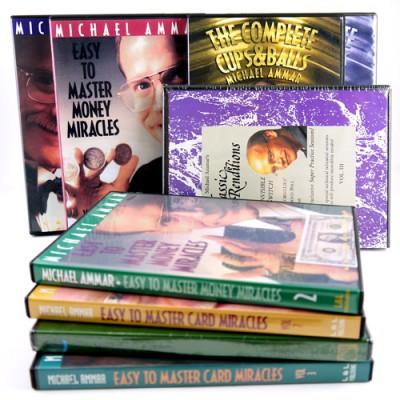 Michael Ammar DVDs