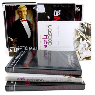 Wayne Dobson DVDs