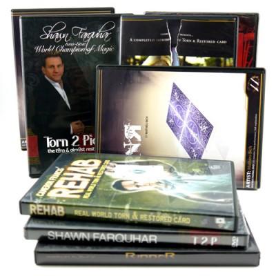 Torn & Restored Magic DVDs